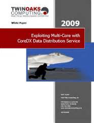 CoreDX DDS Documentation | Twin Oaks Computing, Inc