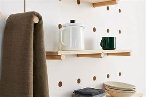 Pegboard, Modular, Shelving, To, Store, And, Display, Your, Favorite, Stuff