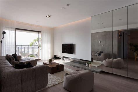 Minimalist Apartment : Minimalist Apartment In Taiwan By Fertility Design
