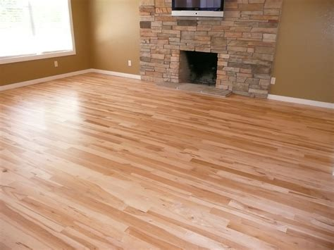 bright light floor ls light wood flooring what color to paint walls hickory