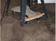 Table Saw Mobile Base Diy Plans DIY Free Download Free