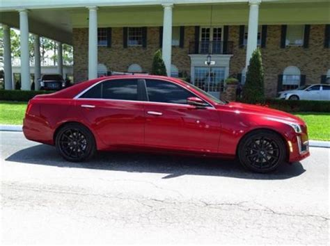 Find New 2014 Cadillac Cts 3.6l Twin Turbo Vsport Premium