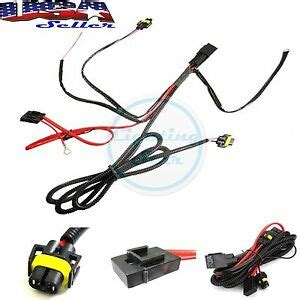 Relay Wiring Harness Kit For Fog Light Hid