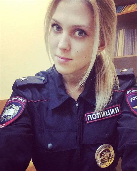 17 Best Russian Police Women Images On Pinterest