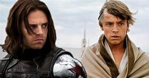 The Winter Soldier Wants To Play Luke Skywalker In A Star ...