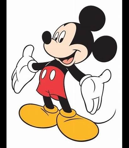 Mickey Mouse Draw Cartoon Drawing Miki Dibujos