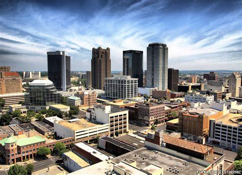 Free photo: Birmingham skyline - Birmingham, Buildings ...