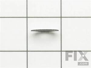 Maytag Dryer Idler Pulley Shaft Washer Wpy312527