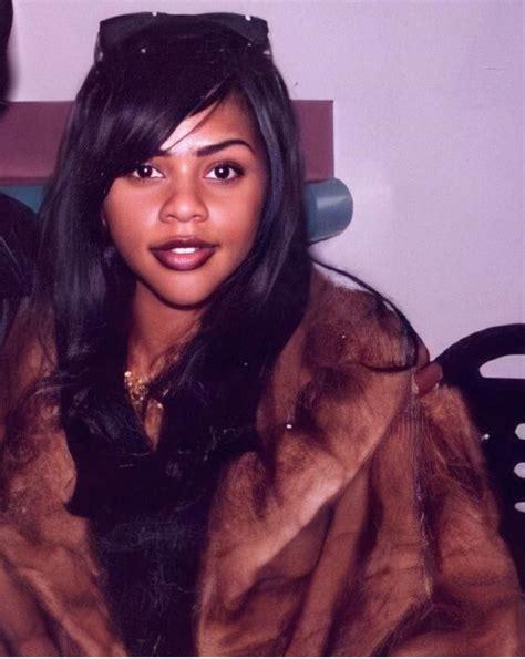 Lil Kim Lil kim 90s Brown skin girls