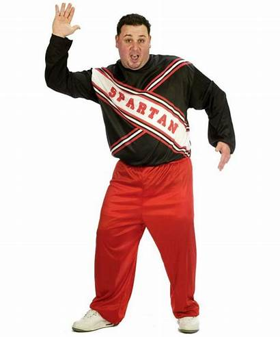 Cheerleader Costume Plus Male Spartan Costumes Adult