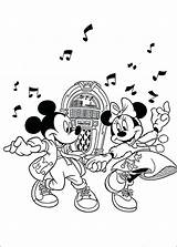 Disco Coloring Ball Minnie Mouse Getcolorings Getdrawings Printable Coloringpages101 sketch template