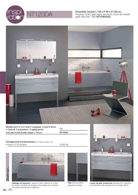catalogue  meubles de salle de bains delphy de delpha