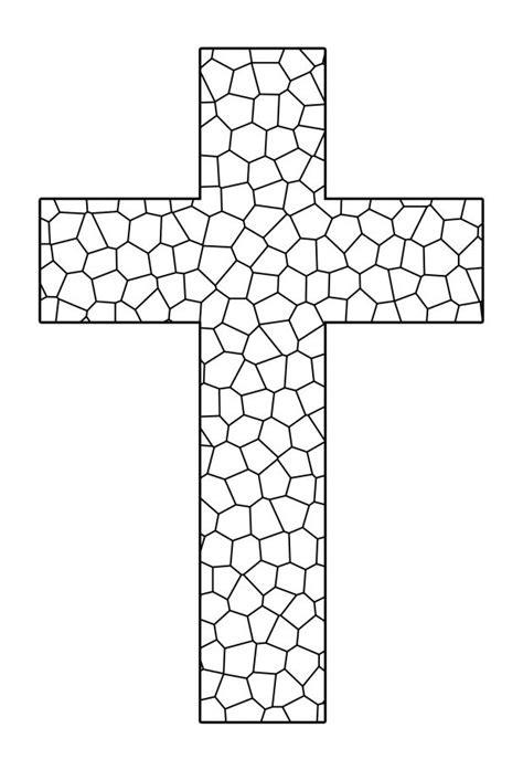 printable cross coloring pages cross coloring page easter coloring pages coloring pages