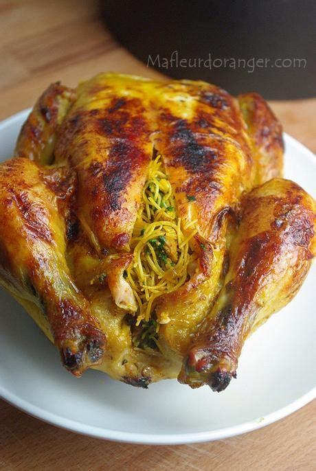 cuisine marocaine poulet la cuisine marocaine poulet au four