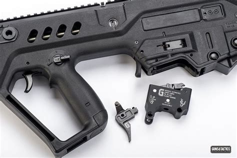 Taking The Tavor Trigger One Step Further