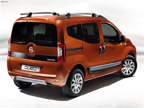 Fiat Qubo by Fiat Qubo Trekking 225 2011 Wallpapers 2048x1536