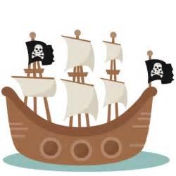 Pirate Ship Clip Art Transparent