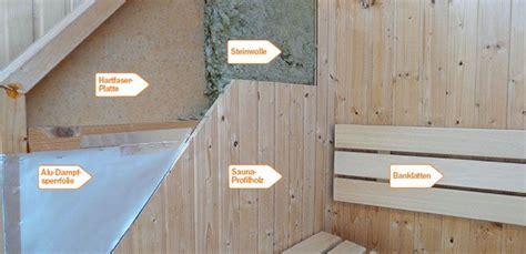 sauna draußen selber bauen sauna selber bauen let s doit holzprofi