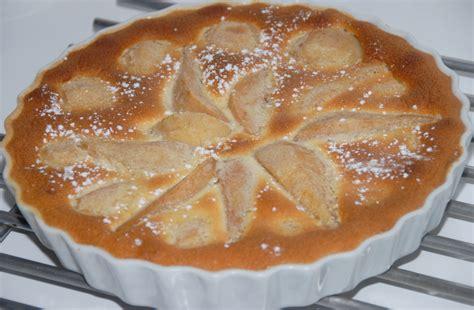 le livre de cuisine flan aux poires tupperware la marmite