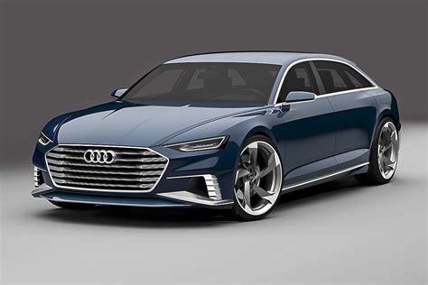Audi Prologue Avant Concept 2018 Afbeeldingen Autoblognl