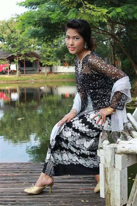 myanmar fashion  women   styles