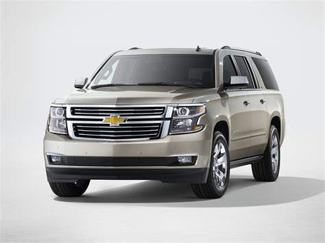 2016 Chevrolet Suburban Price Photos Reviews Features