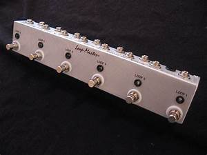Guitar Pedal Loop Switcher Diy