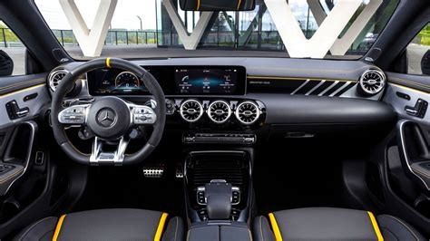 The site owner hides the web page description. 2020 Mercedes-AMG CLA 45 S 4MATIC+ Coupé - INTERIOR DESIGN!! - YouTube
