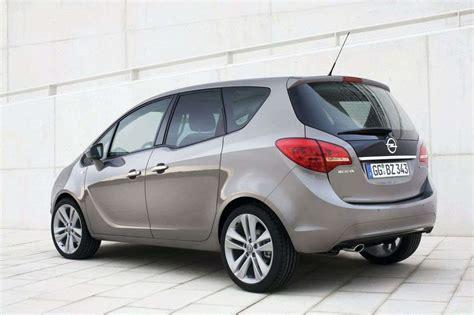 Opel Meriva by Opel Meriva Zdjęcia Wnętrza Wideo Motofilm