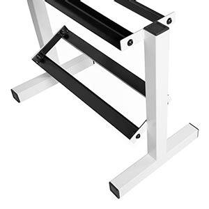 amazoncom cap barbell black  dumbbell storage rack sports outdoors