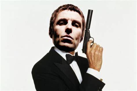 Liam Gallagher Wants to Write the James Bond Theme for 'No ...