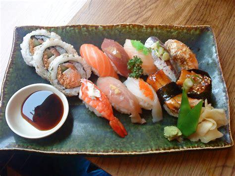 cuisine sushi sushi food adventures