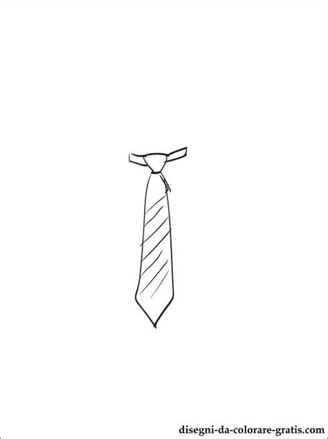 cravatta disegni da colorare disegni da colorare gratis