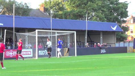 Hyde United 1-1 FC United. 28 July 2015. Friendly - YouTube