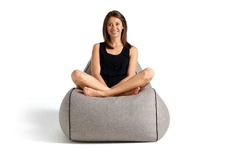 adult bean bag chairs  modern spaces lujo living