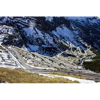 Stelvio Pass is now open - Drive it in a supercar with