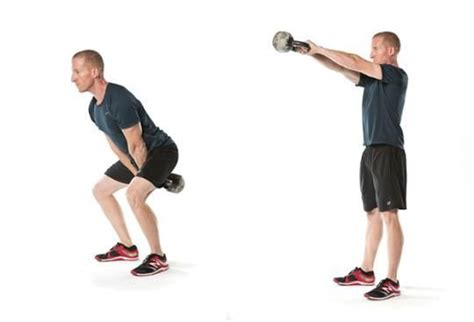 Correct Kettlebell Swing by How To Do The Kettlebell Swing