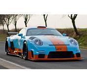 9ff GT9 CS Porsche 911 997 Turbo Racecar Race Racing Color