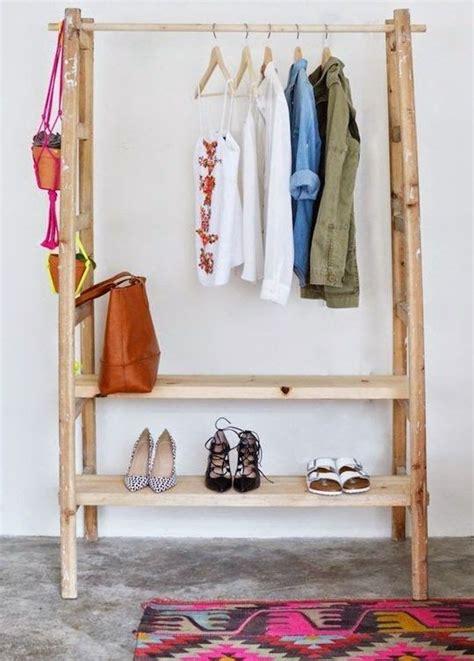 Garderobe Aus Leitern Bauen by Garderobe Aus Zwei Leitern Ein Simpler Selbermachen Tipp