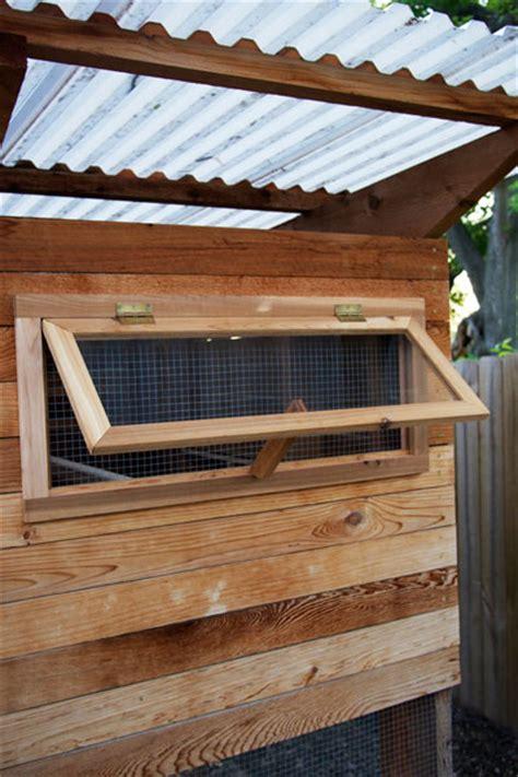 chicken coop ventilation fans video dan 39 s garden coop austin chicken coop tour