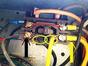 Replacing Old Honeywell Contactor To New Packard Contactor