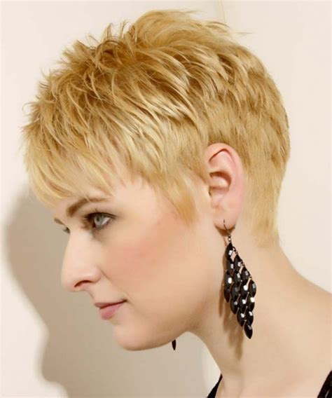 Women's pixie cuts