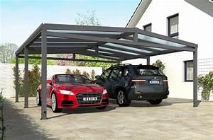 Car Port Alu : carport aluminium preisvergleiche erfahrungsberichte ~ Melissatoandfro.com Idées de Décoration