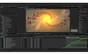 Adobe After Effects screenshot #0