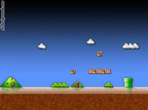 super mario backgrounds twitter myspace backgrounds