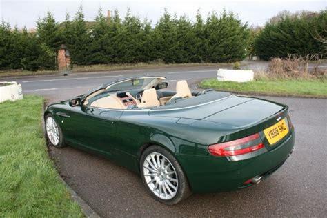 Used British Racing Green Aston Martin Db9 For Sale