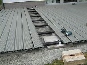 Wpc Klick Fliesen Verlegen : terrasse holz unterkonstruktion anleitung ~ Bigdaddyawards.com Haus und Dekorationen