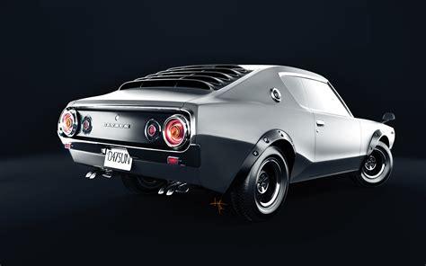 Datsun 240k by Datsun 240k By Karol Miklas 3d Cgsociety