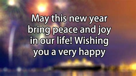 Ucapan Selamat Tahun Baru 2019 Berbahasa Inggris, Update