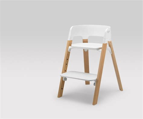 chaise steps stokke modular children 39 s seating by permafrost for stokke